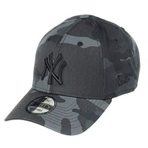 New era Casquette MLB New York Yankees 9FORTY, Noir - Taille One Size
