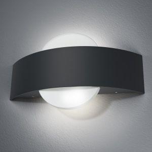 Osram Applique extérieure LED ENDURA STYLE Shield - Rond - 11 W Equivalent 35 W - Gris Anthracite - Garantie 5 ans