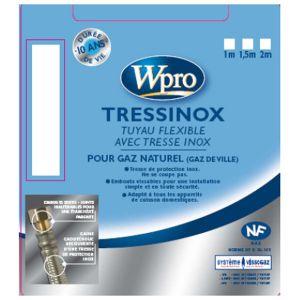 Wpro TNT 157 - Flexible de gaz naturel 1,5 m