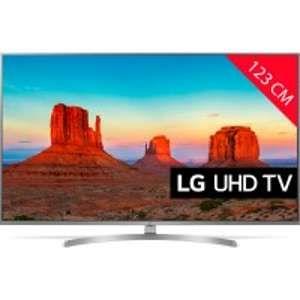 LG 49UK7550PLA - Téléviseur LED 124 cm 4K UHD
