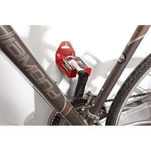 Mottez Crochet mural range-vélo B215P