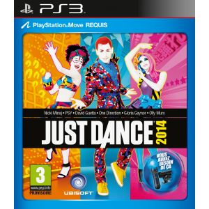 Just Dance 2014 (PlayStation Move) [PS3]