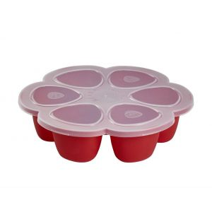 Beaba Multiportions en silicone 6 x 90 ml