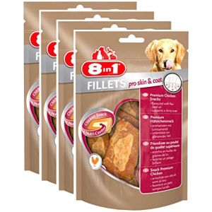 8in1 Fillets Pro Skin&Coat Tailles : S