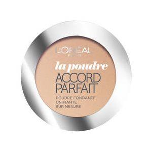 L'Oréal Accord Parfait D.7. Cannelle - Poudre fondante perfectrice et bienfaisante