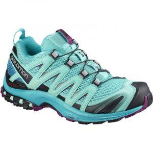 Salomon XA Pro 3D W, Chaussures de Trail Femme, Bleu 40 2/3 EU