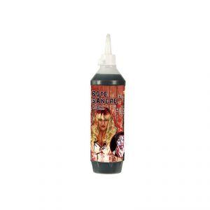 Bouteilles de faux sang 450 ml