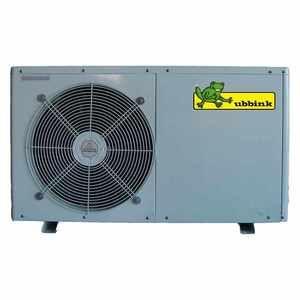 Ubbink Pompe à chaleur HeaterMax pour 50 m³ - 11,5 kw