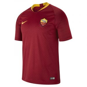 Nike Maillot de football 2018/19 A.S. Roma Stadium Home pour Homme - Rouge - Taille L