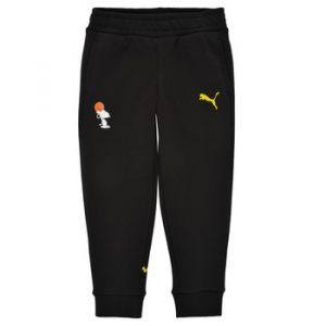 Puma Jogging enfant SNOOPY PEANUTS SWEAT PANT - Couleur 1 / 2 ans,2 / 3 ans,3 / 4 ans,4 / 5 ans - Taille Noir