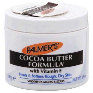 Palmer's Beurre de Soin peau desséchée petit Format au pur Beurre de Cacao 100 g