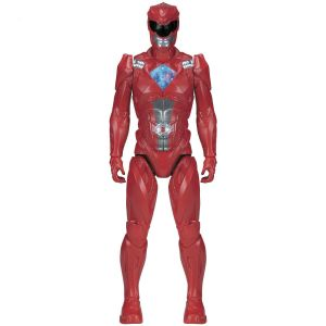 Bandai Power Rangers le Film Red Ranger - Figurine articulée 30 cm