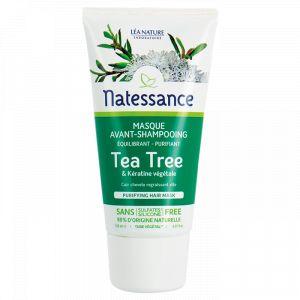 Natessance Tea tree  - Masque avant-shampooing