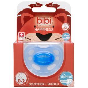 Bibi Happiness sucette nouveau-né dental 0-2 mois