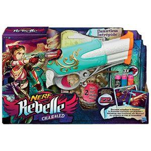 Hasbro Nerf Rebelle Charmed Intrépide