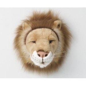 Bibib & Co Peluche trophée Lion