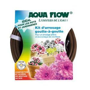 Aqua Flow N4070 - Kit d'arrosage complet Pots et Jardinières (6781720D)
