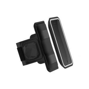 Shapeheart Brassard de sport magnétique avec cardiofréquencemètre (Samsung Galaxy S8, S8+, S6 & S7 Edge+ / iPhone 6 Plus, iPhone 6s Plus, iPhone 7 Plus / LG G6.), neuf)