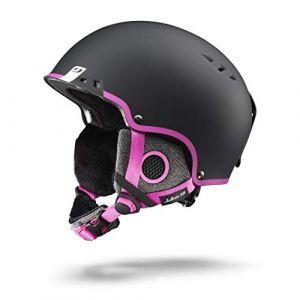 Julbo Casque de Ski Leto - Noir Rose - Femme