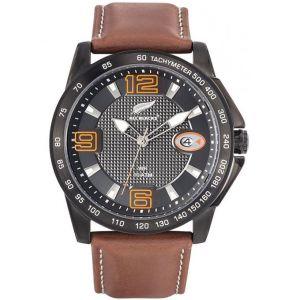All Blacks 680308 - Montre pour homme avec bracelet en acier