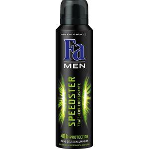 FA Men Speedster Fraîcheur Energisante - Déodorant 150 ml