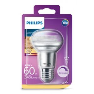 Philips Ampoule LED 4,5W équiv 60W 345 lm E27 Blanc chaud