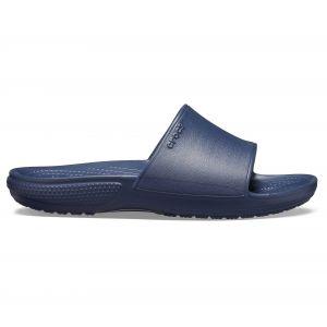 Crocs Classic II Slide - Sandales de marche taille M8 / W10, bleu