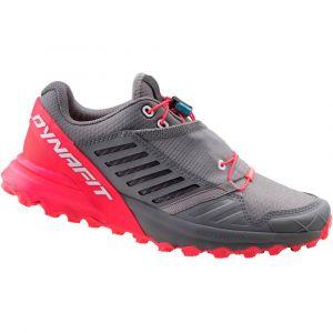 Dynafit Women's Alpine Pro - Chaussures de trail taille 4,5, gris/noir/rose