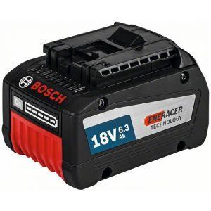 Bosch Professional set de base 2 batteries GBA 18V 6,3 Ah EneRacer + GAL 1880 CV
