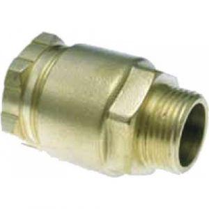 Huot Raccord laiton à compression mâle 20-27 pour PE Ø25