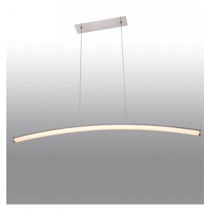 Kosilum Suspension LED design longue barre - Navy - EN SOLDES !