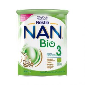 Nestlé Optipro Bio 3 Lait De Croissance Pot 800g