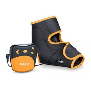 Beurer Électrostimulateur TENS EM27 cheville Blanc/Orange - Taille Taille Unique
