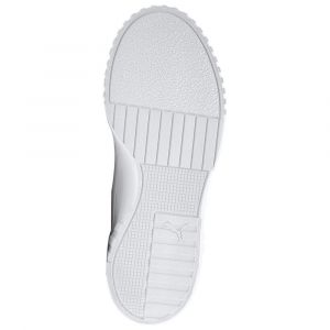 Puma Cali Wn's, Baskets Basses Femme, Blanc (White 01), 38 EU