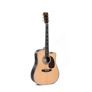 Sigma Guitars DTC-41E+ guitare folk électro-acoustique