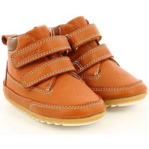 Robeez Mitim, Sneakers Haute Mixte, Camel, 23