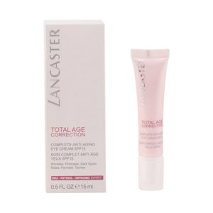 Lancaster Total Age Correction - Soin complet anti-âge yeux SPF 15