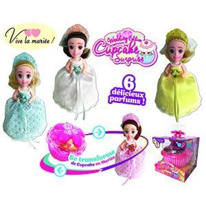 Giochi Preziosi Cupcake Surprise Mariage - Poupée parfumée (Modèle aléatoire)