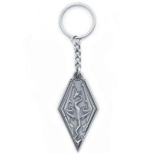 Porte clés Skyrim Symbole Dragon