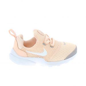 Nike Chaussure bebe presto fly bb rose 21
