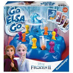 Ravensburger Jeu Go Elsa Go La Reine des Neiges 2