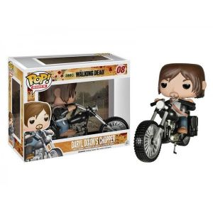 Image de Funko Figurine Pop! The Walking Dead : Daryl Dixon's Chopper