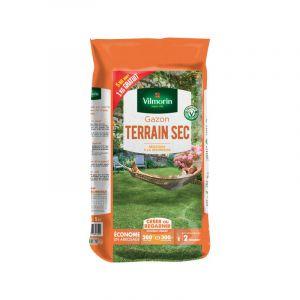 Vilmorin Gazon terrain sec 5 kgs dont 1kg gratuit