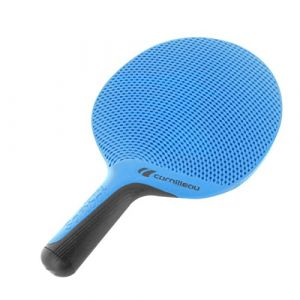 CORNILLEAU Raquette de Tennis de Table SOFTBAT Outdoor - Bleu