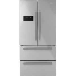 Beko GNE60521X - Réfrigérateur américain
