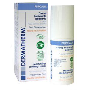 Dermatherm PURCALM Crème Hydratante Apaisante 50ml