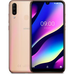 Wiko Smartphone View 3 Gold