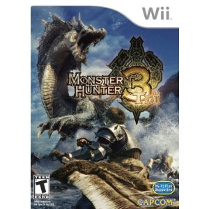 Monster Hunter 3 [Wii]
