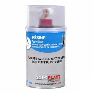 Soloplast Résine polyester type eco 500g