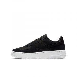 Nike Chaussure de basket-ball Chaussure Air Force 1-1 pour Enfant plus âgé - Noir - Couleur Noir - Taille 36.5